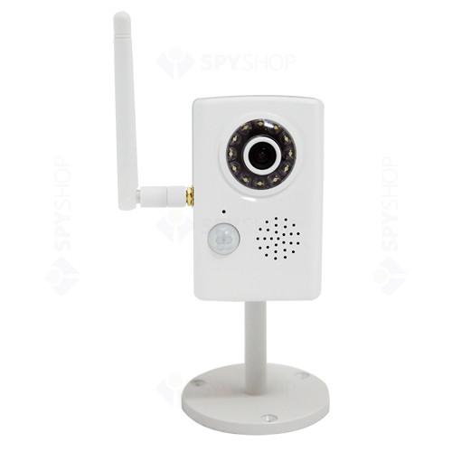Camera supraveghere IP megapixel A-MTK AM2180 IR PIR WiFi