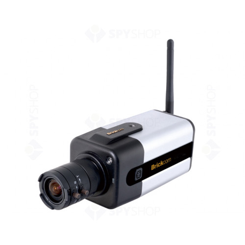 Camera supraveghere IP megapixel wireless Brickcom WFB-100Ap