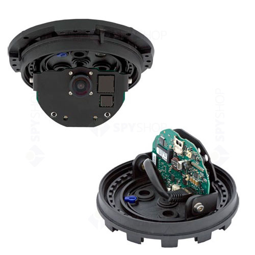 Camera supraveghere IP Megapixel dome Mobotix D24M-Sec-Night