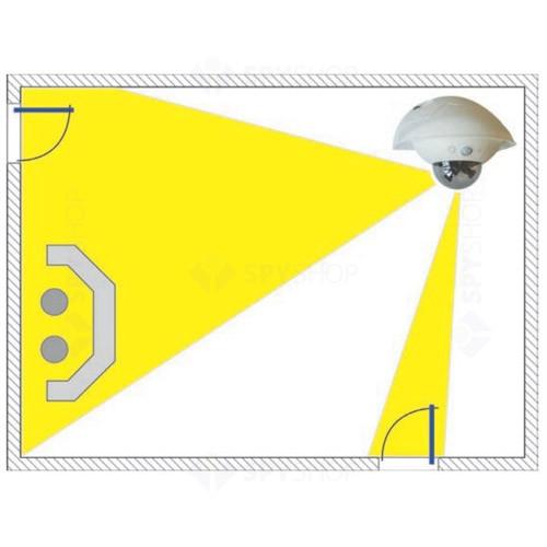 Camera supraveghere IP Megapixel dome Mobotix MX-D14Di-Sec-D22D22