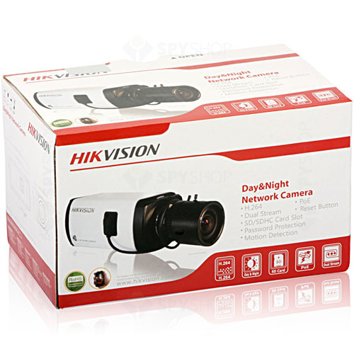 Camera supraveghere IP Megapixel HikVision DS-2CD854F-E