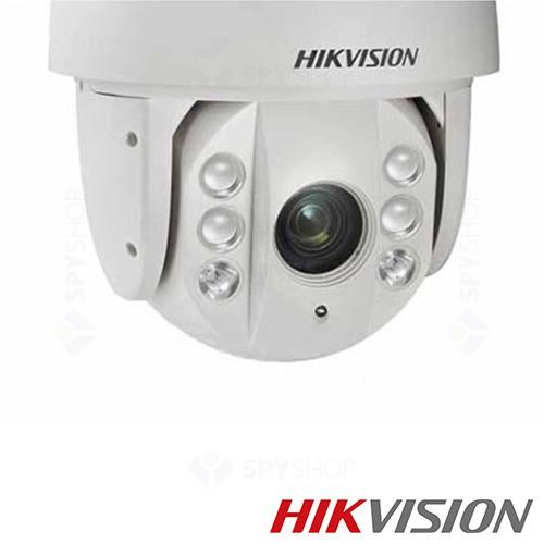 Camera supraveghere IP megapixel Hikvision DS-2DE7184-A + DS-1601ZJ