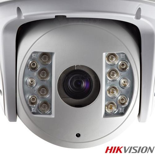 Camera supraveghere IP megapixel HIKVISION DS-2DF7274 + DS-1601ZJ