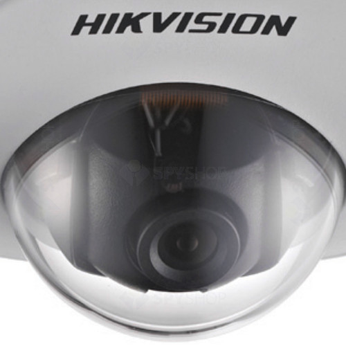 Camera supraveghere IP Megapixel mini dome HikVision DS-2CD7164-E