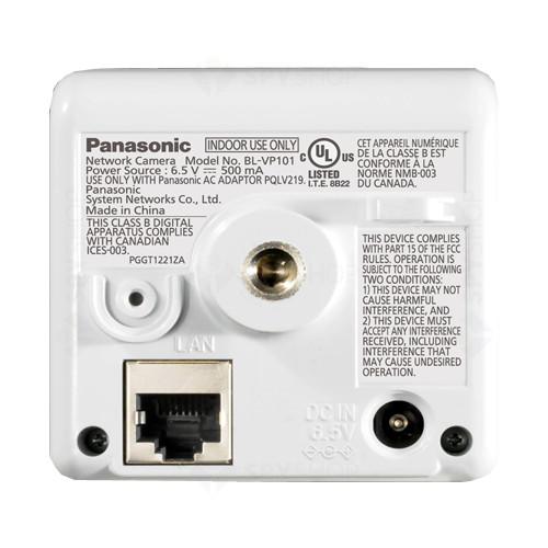 Camera supraveghere IP Megapixel Panasonic BL-VP101
