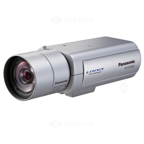 Camera supraveghere IP Megapixel Panasonic WV-SP508
