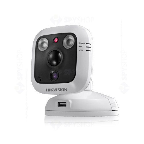 Camera supraveghere IP megapixel wi-fi HIKVISION DS-2CD8464F-EIW