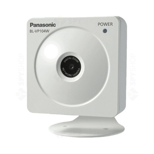 Camera supraveghere IP Megapixel wi-fi Panasonic BL-VP104W