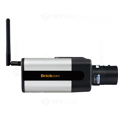 Camera supraveghere IP Megapixel wireless Brickcom WFB-100Ae