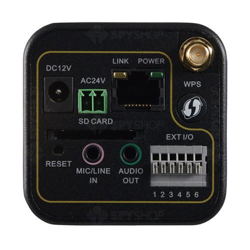 Camera supraveghere IP megapixel wireless Brickcom WFB-130Np