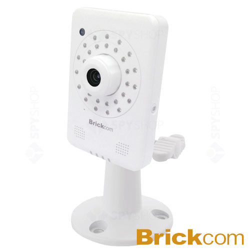 Camera supraveghere IP megapixel Wireless Brickcom WMB-500Ap