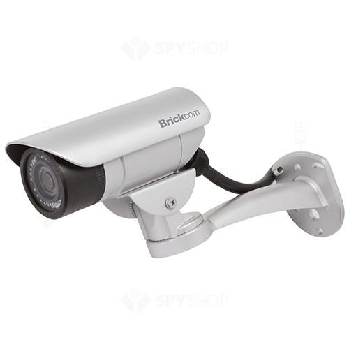 Camera supraveghere IP megapixel Wireless Brickcom WOB-100Ae-KIT