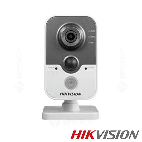 Camera supraveghere IP megapixel wireless Hikvision DS-2CD2412F-IW 4mm