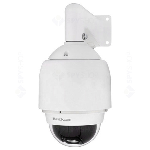 Camera supraveghere IP speed dome Brickcom OSD-040-PAL-KIT