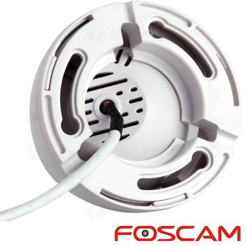 Camera supraveghere IP wireless dome Foscam FI9851P