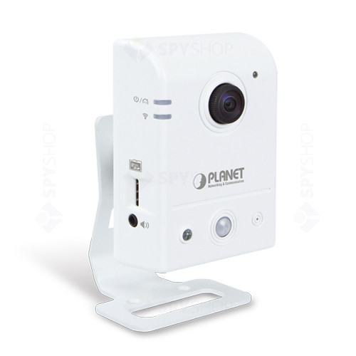 Camera supraveghere IP Wireless Fish-Eye Planet ICA-W8100-CLD