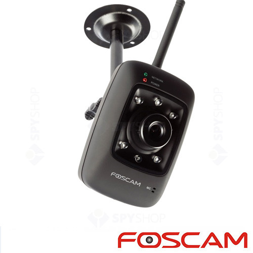 Camera supraveghere IP wireless FOSCAM FI8909W