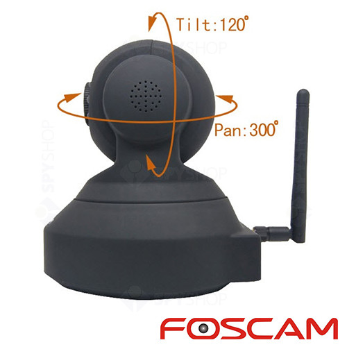 Camera supraveghere IP wireless Foscam FI8918W-B