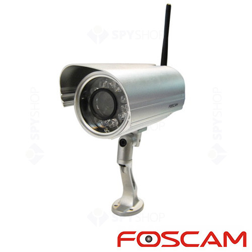 Camera supraveghere IP wireless Foscam FI9804W