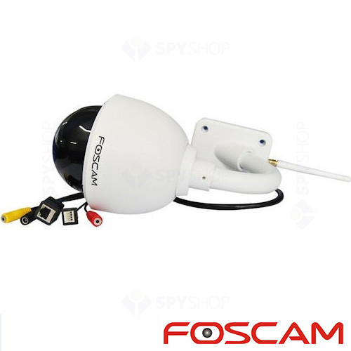 Camera supraveghere IP wireless Foscam FI9828W