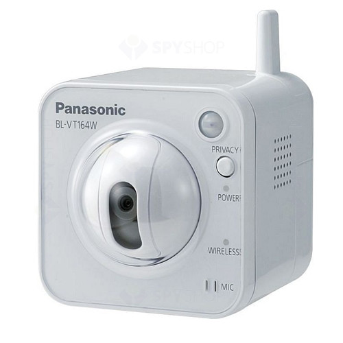Camera supraveghere IP wireless Panasonic BL-VT164W