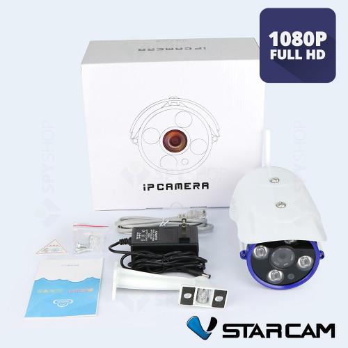 Camera supraveghere IP wireless 32GB Vstarcam C51S