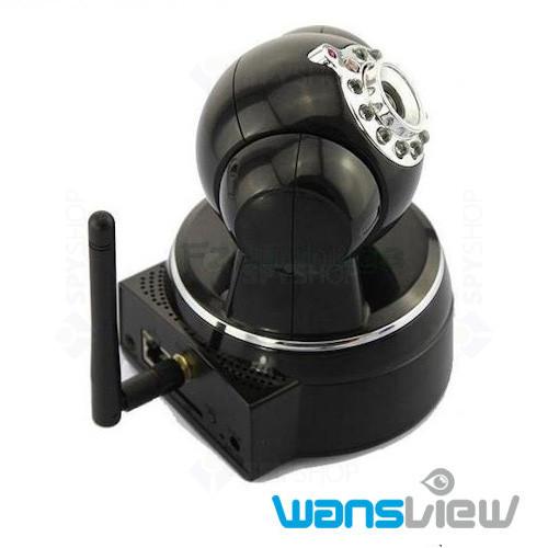 Camera supraveghere IP wireless Wansview NCM620W