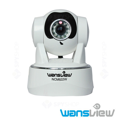 Camera supraveghere IP wireless Wansview NCM622W