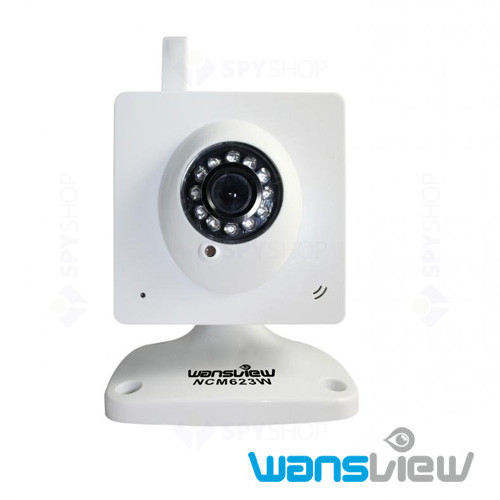 Camera supraveghere IP wireless Wansview NCM623W