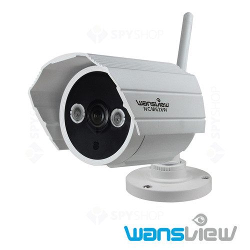 Camera supraveghere IP wireless Wansview NCM628W