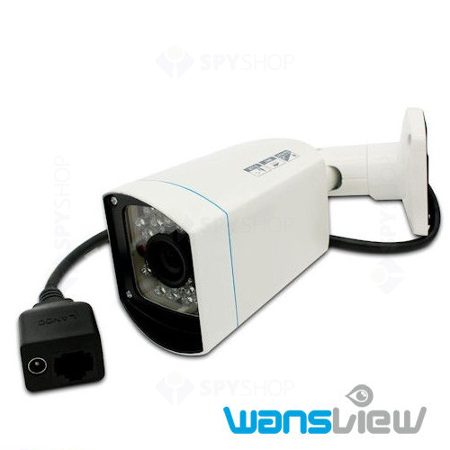 Camera supraveghere IP wireless Wansview NCM750GA