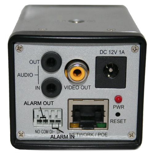 Camera supraveghere IP Wireless Zavio 520E