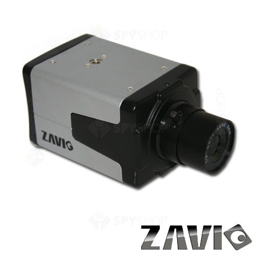 Camera supraveghere IP Wireless Zavio 520E