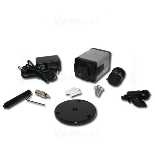 Camera supraveghere IP Wireless Zavio 611E