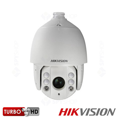 Camera supraveghere speed dome Hikvision TurboHD DS-2AE7123TI +DS-1602ZJ OUTDOOR