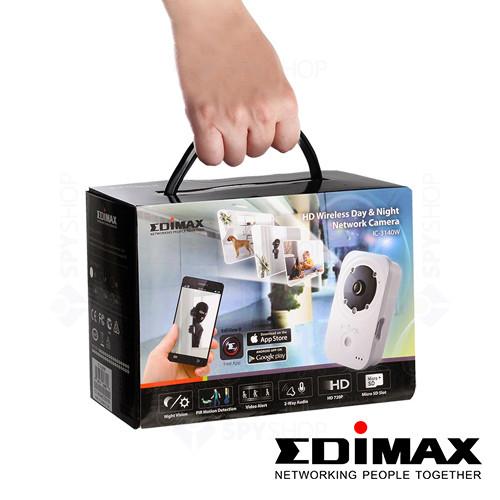 Camera supraveghere wireless IP Edimax IC-3140W