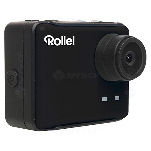 Camera video pentru sportivi Rollei S-50 WiFi Ski CAM-ACT-S50SKI-RLL