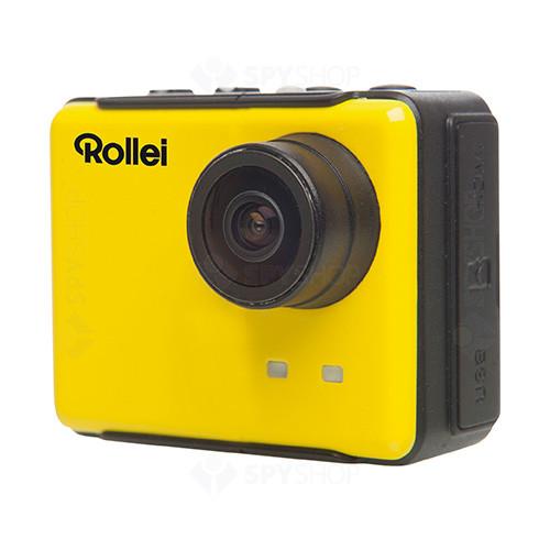 Camera video pentru sportivi Rollei S-50 WiFi Standard CAM-ACT-S50ST-RLL