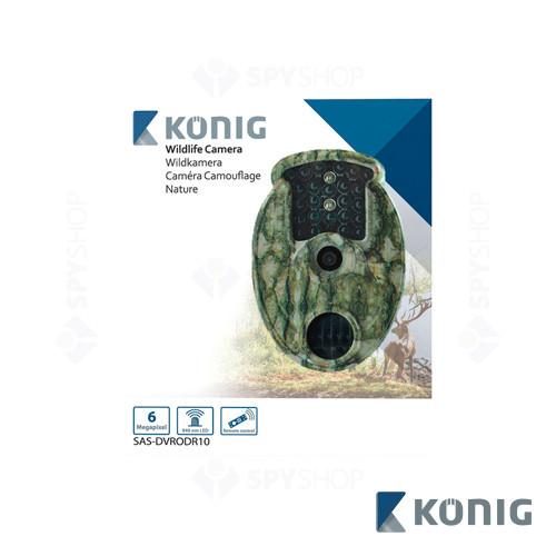 Camera video pentru vanatoare Konig SAS-DVRODR10