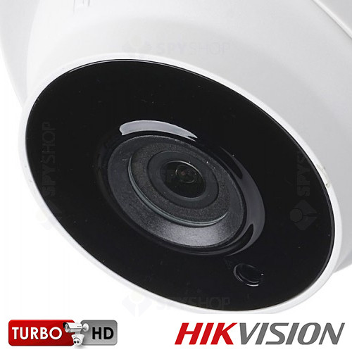 Camera supraveghere dome Turbo HD Hikvision DS-2CE56D1T-IT3 2.8mm