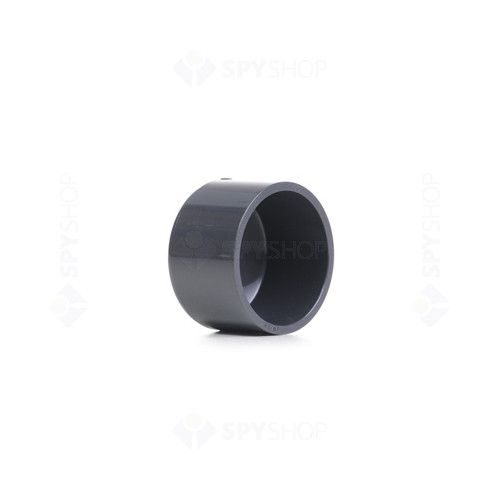 Capac terminal de 25mm gri END CAP GREY