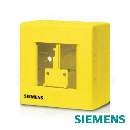 Carcasa buton de incendiu galbena Siemens FDMH291-Y