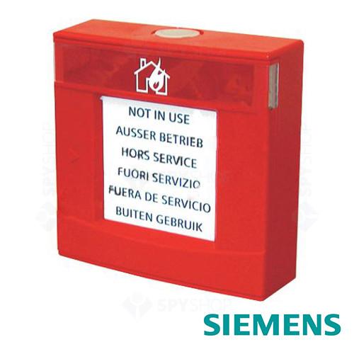 Carcasa buton de incendiu rosie Siemens DMA1192-AA