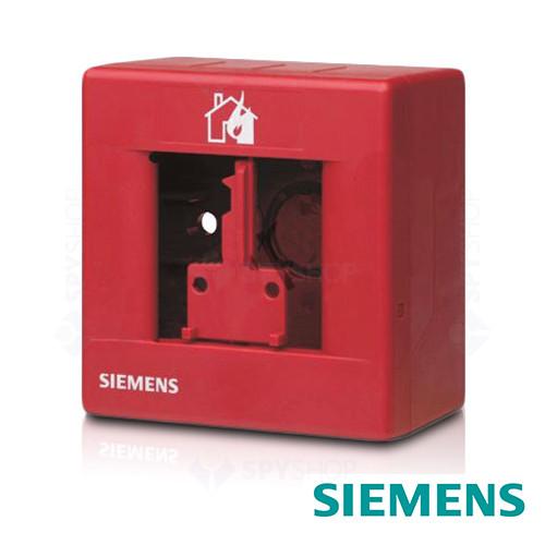 Carcasa buton de incendiu rosie Siemens FDMH291-R