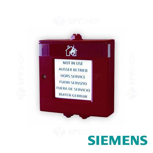 Carcasa buton de incendiu rosie Siemens FDMH292-R