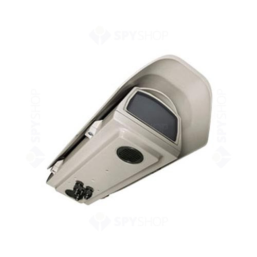 Carcasa cu parasolar si ventilator Videotec HOV32K0A017