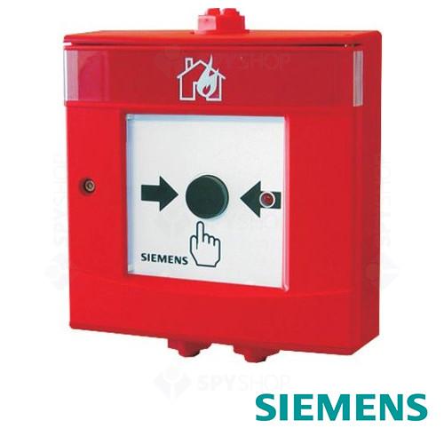Carcasa rosie cu geam si cheie Siemens FDMH293-R