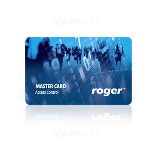 Cartela de proximitate ISO printata Master Roger EMC 7