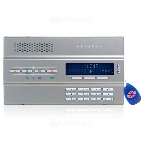 Centrala alarma antiefractie All-in-One Paradox Magellan MG6250