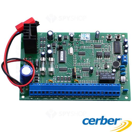 Centrala alarma antiefractie Cerber C41V1 pcb